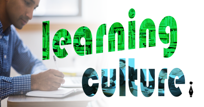 An idea for creating a learning culture