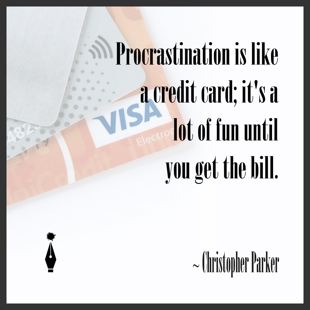 Christopher Parker quote