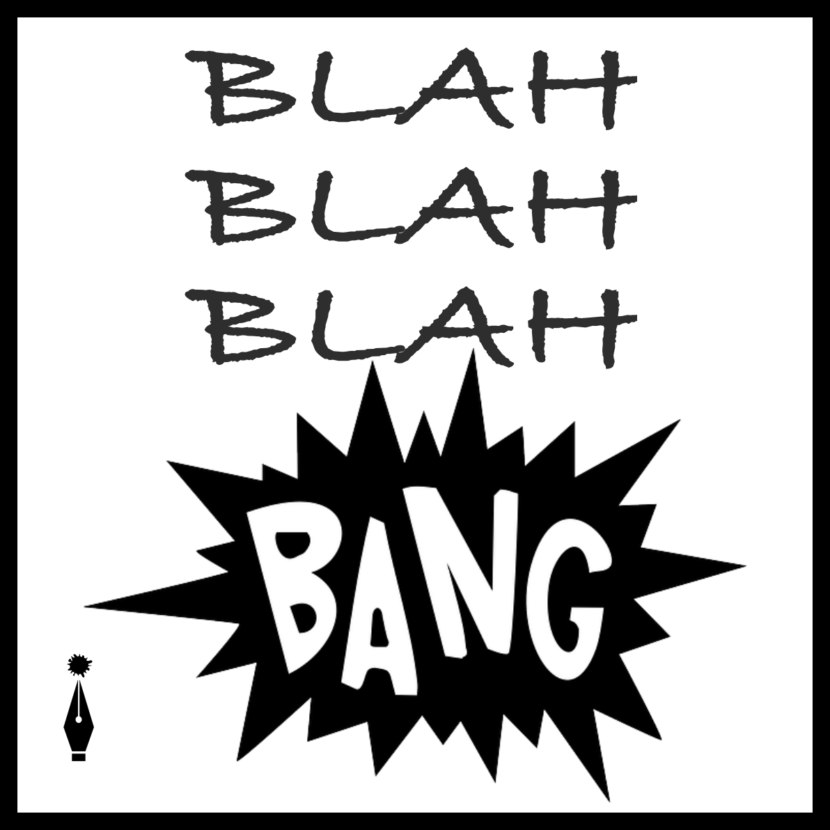 Blah Blah Blah Bang