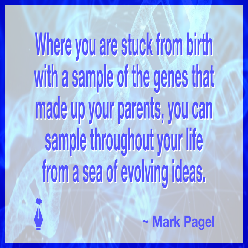 Mark Pagel quote
