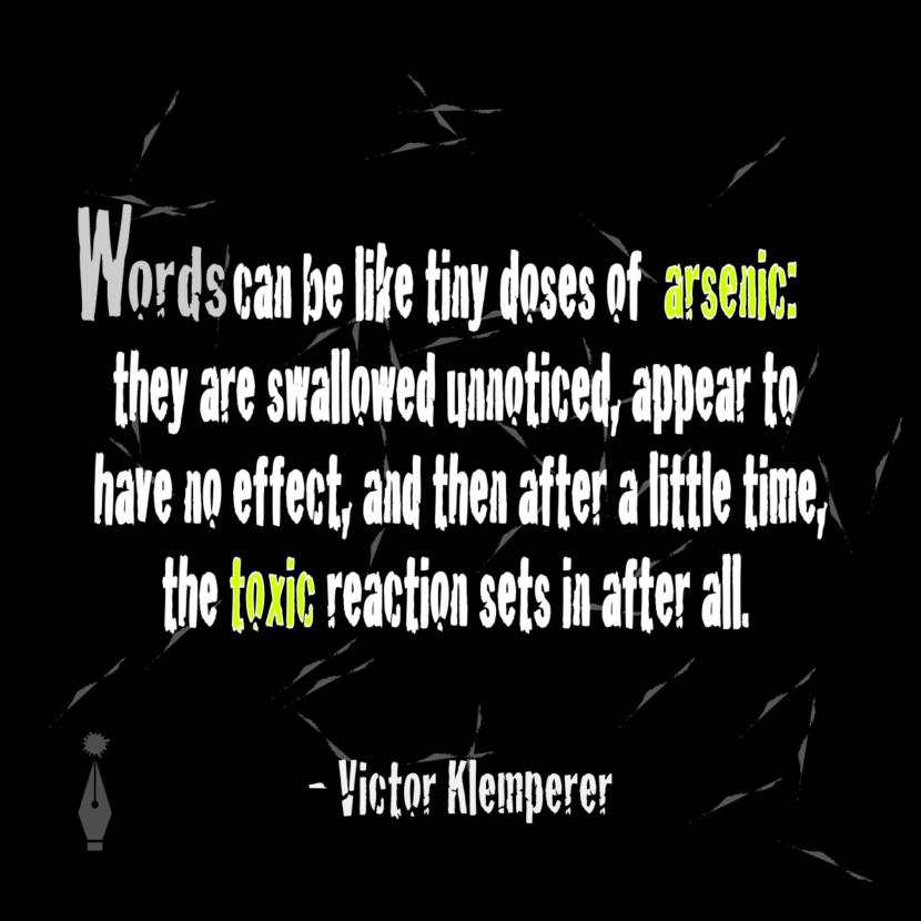 Victor Klemperer quote